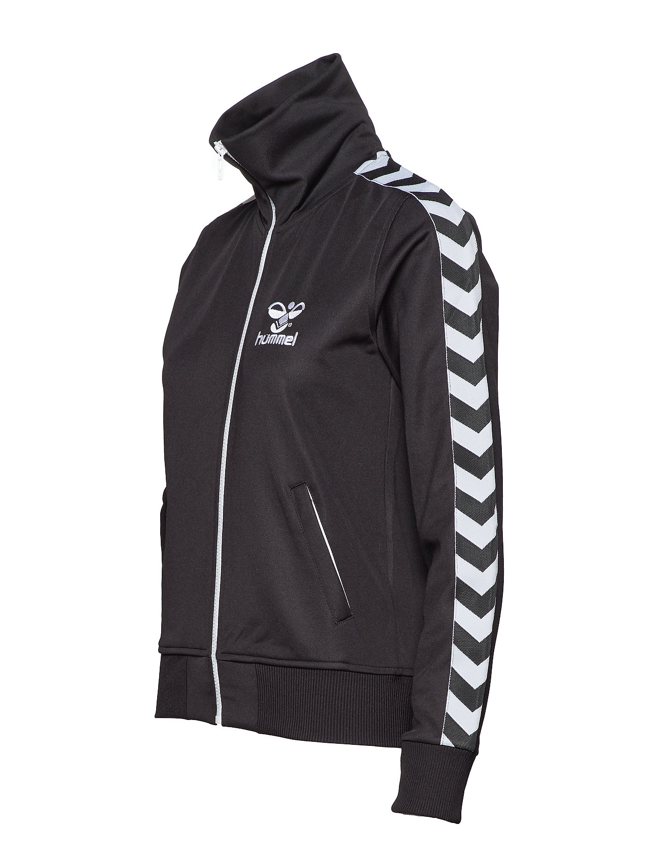 Nblack white Atlanta Zip whiteHummel Jacket FlKu1J3Tc