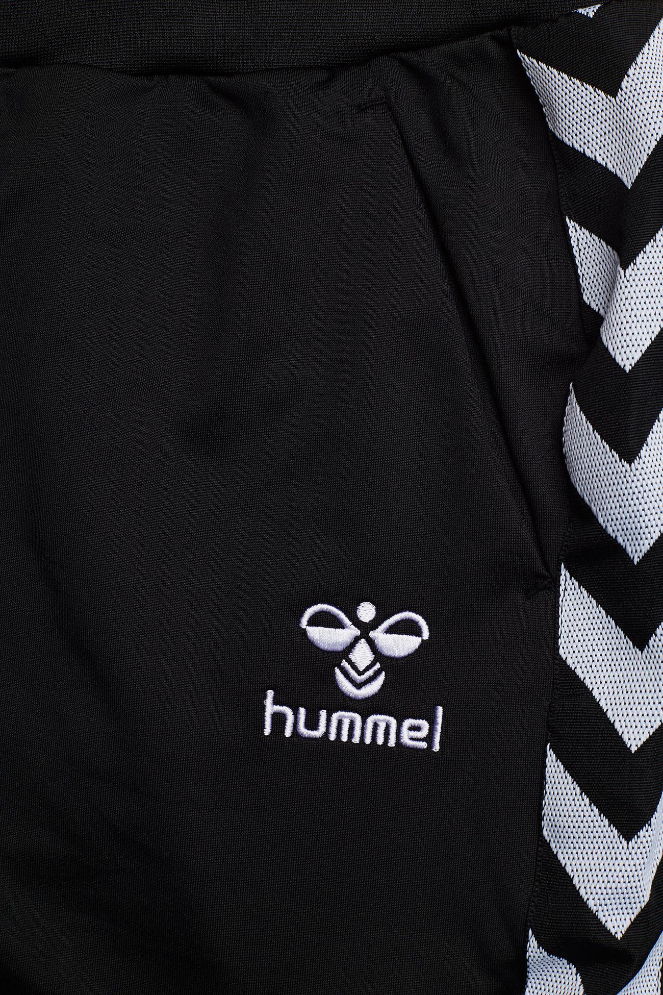 Hummel HMLNELLY PANTS - Sweatpants CAVIAR/CAVIAR - Dameklær Spesialtilbud