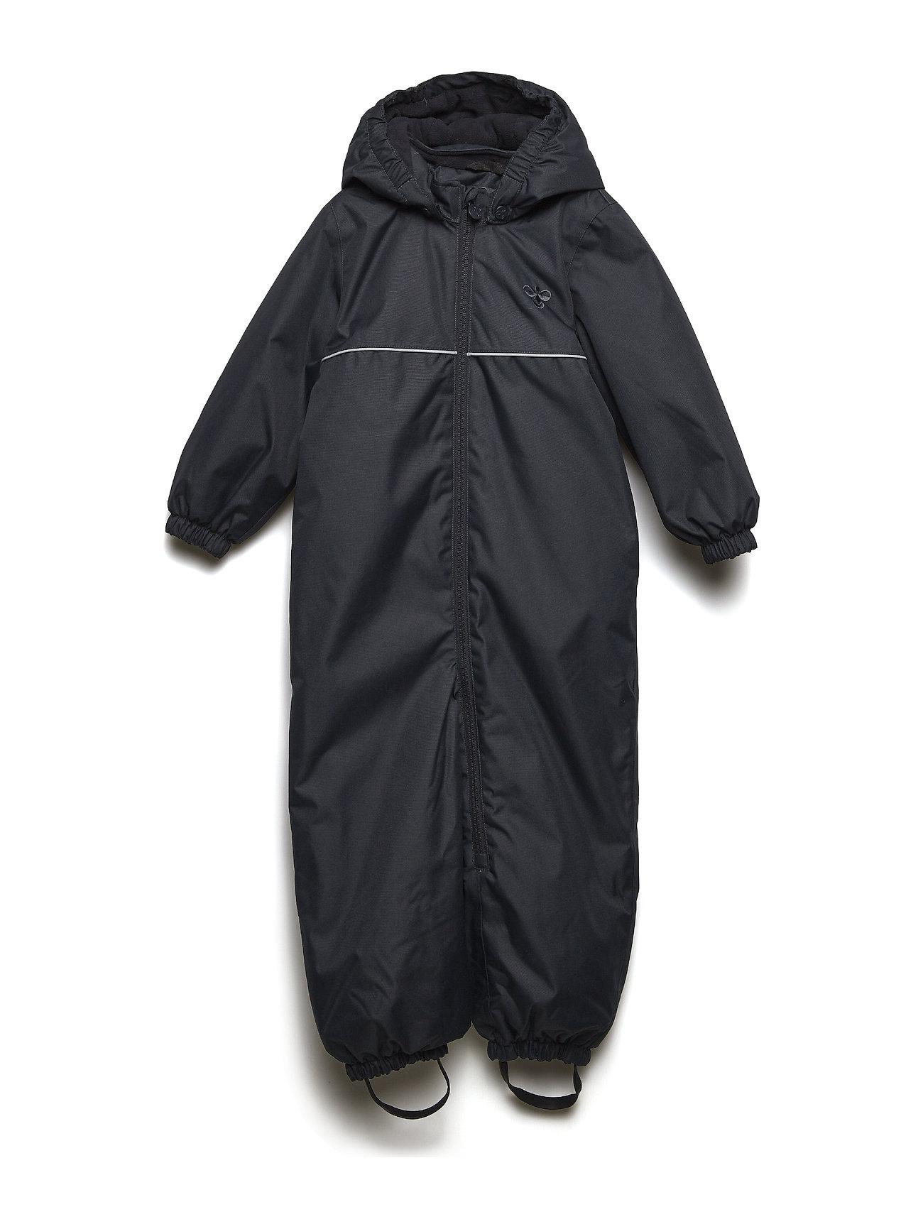 Image of Hmlcarlo Snow Suit Flyverdragt Overtøj Blå HUMMEL (3067455321)