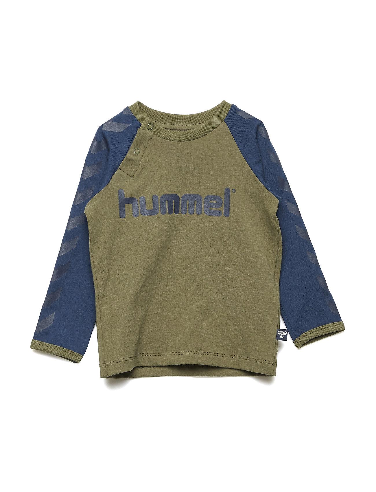 Hummel HMLRYAN T-SHIRT L/S