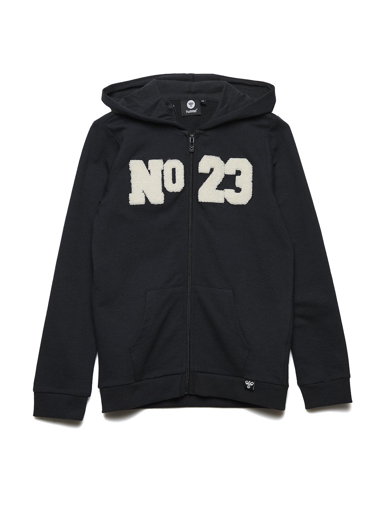 eda0d5f65fb Hummel hoodies – Hmlbilly Zip Hoodie til børn i Sort - Pashion.dk
