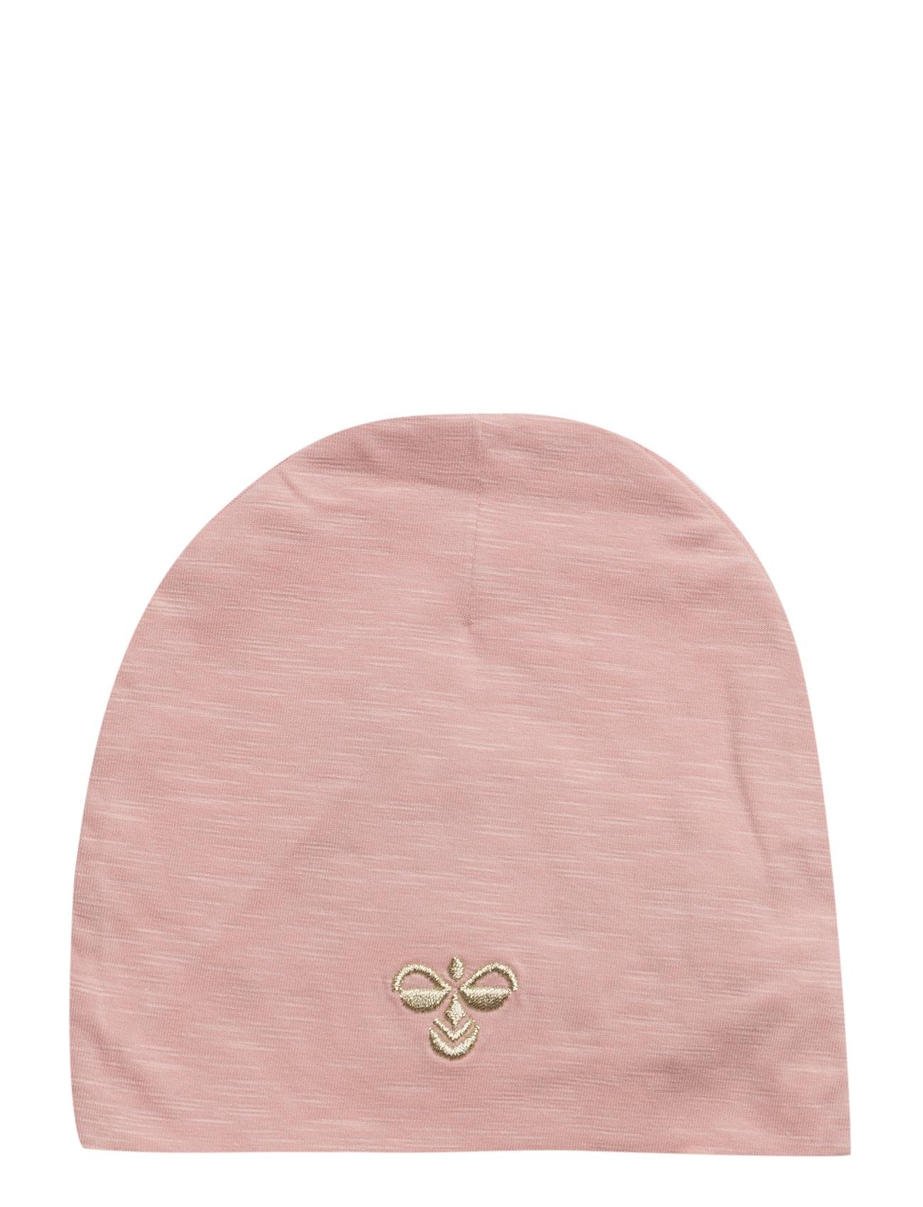 Hummel HMLHEA HAT - MELLOW ROSE