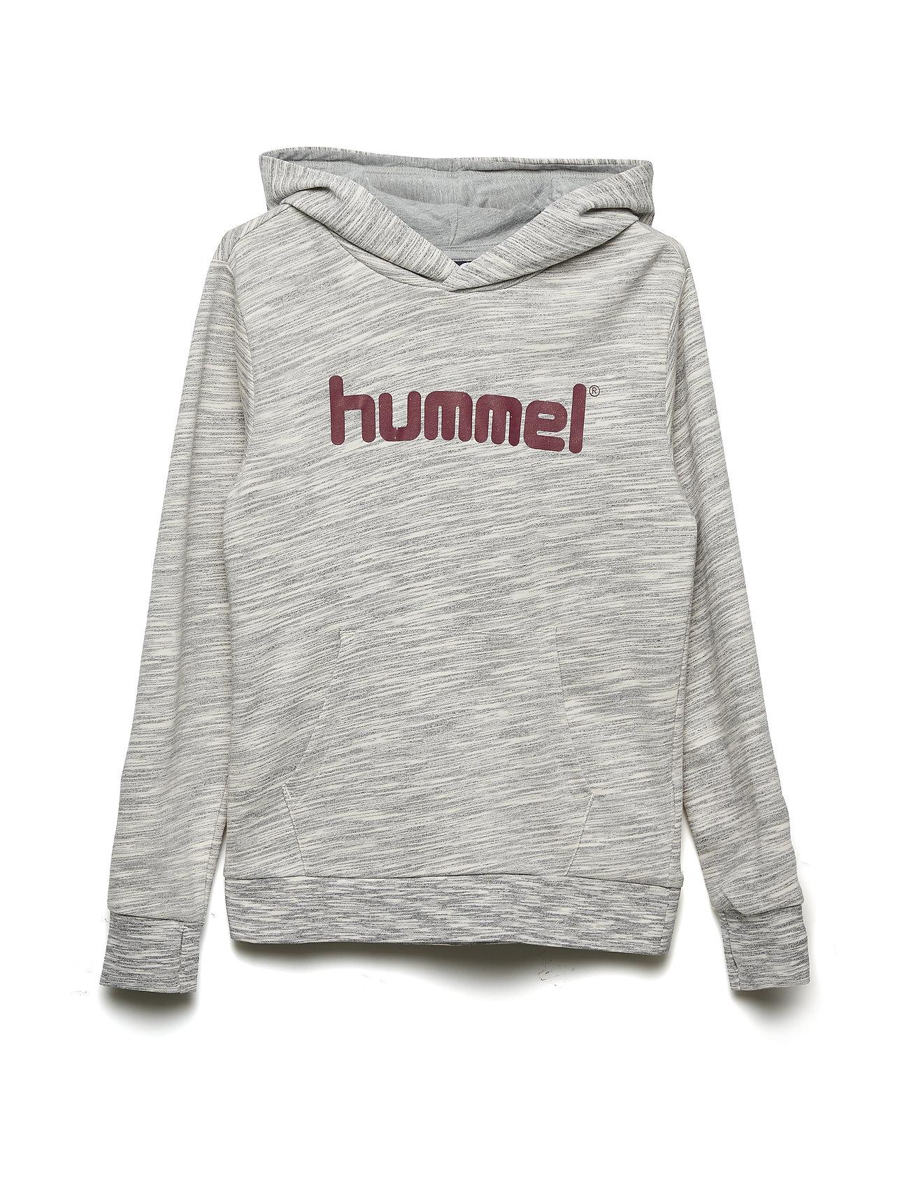 22f113e493d Hmlmylene Hoodie (Whisper White Melange) (180 kr) - Hummel - | Boozt.com