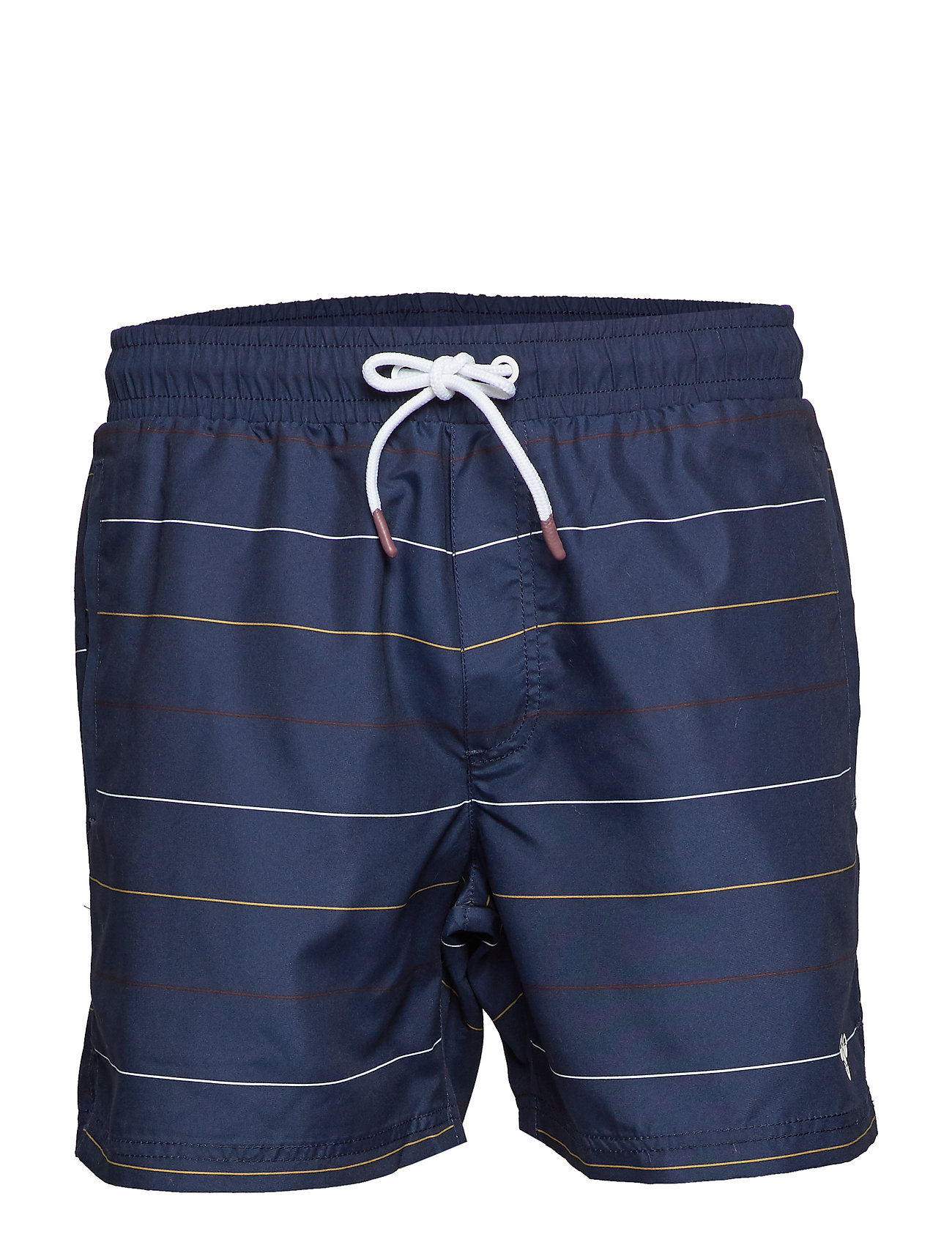 Hummel HMLRALE BOARD SHORTS - BLACK IRIS
