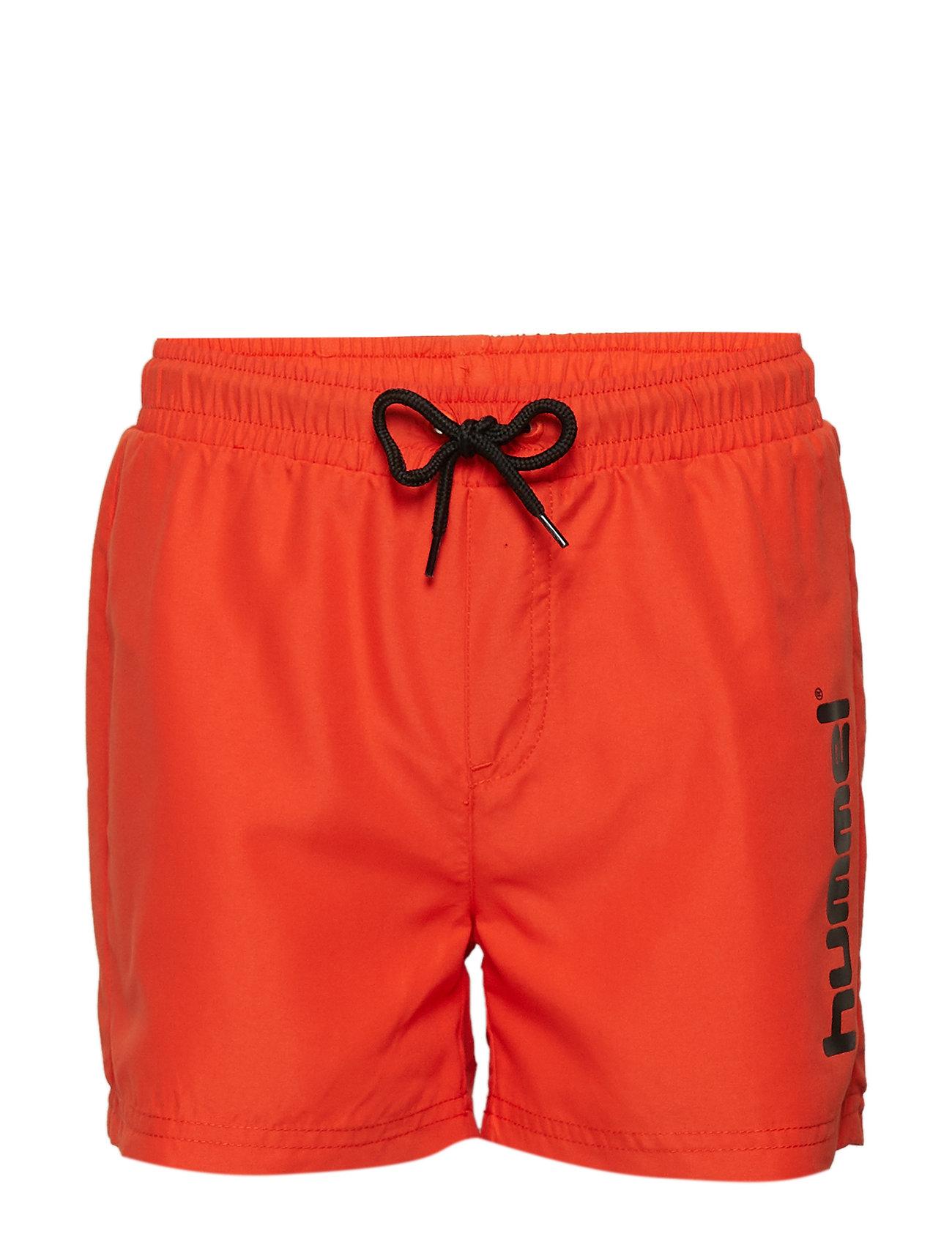 515ea825c311 Hmlbay Board Shorts badeshorts fra Hummel til børn i Sort - Pashion.dk