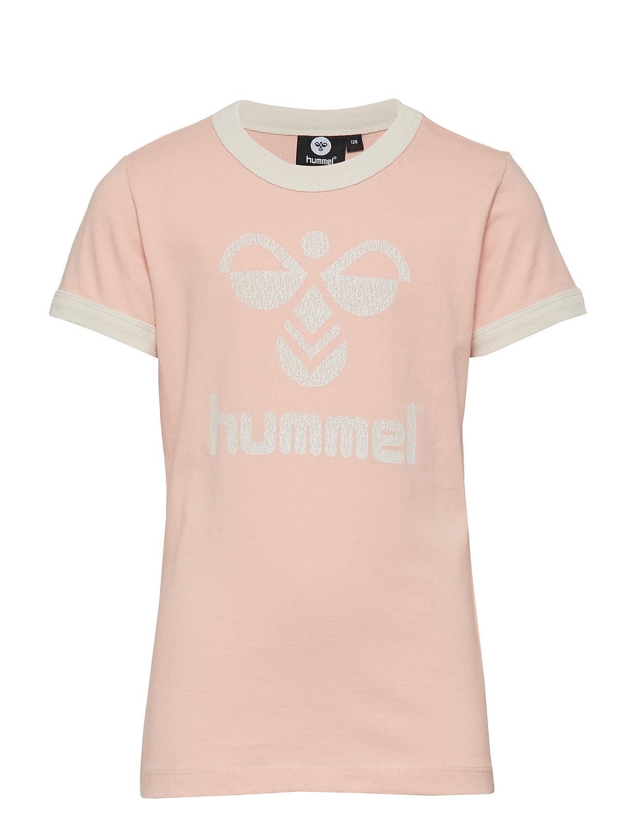 Hummel HMLKAMMA T-SHIRT S/S - ROSE CLOUD