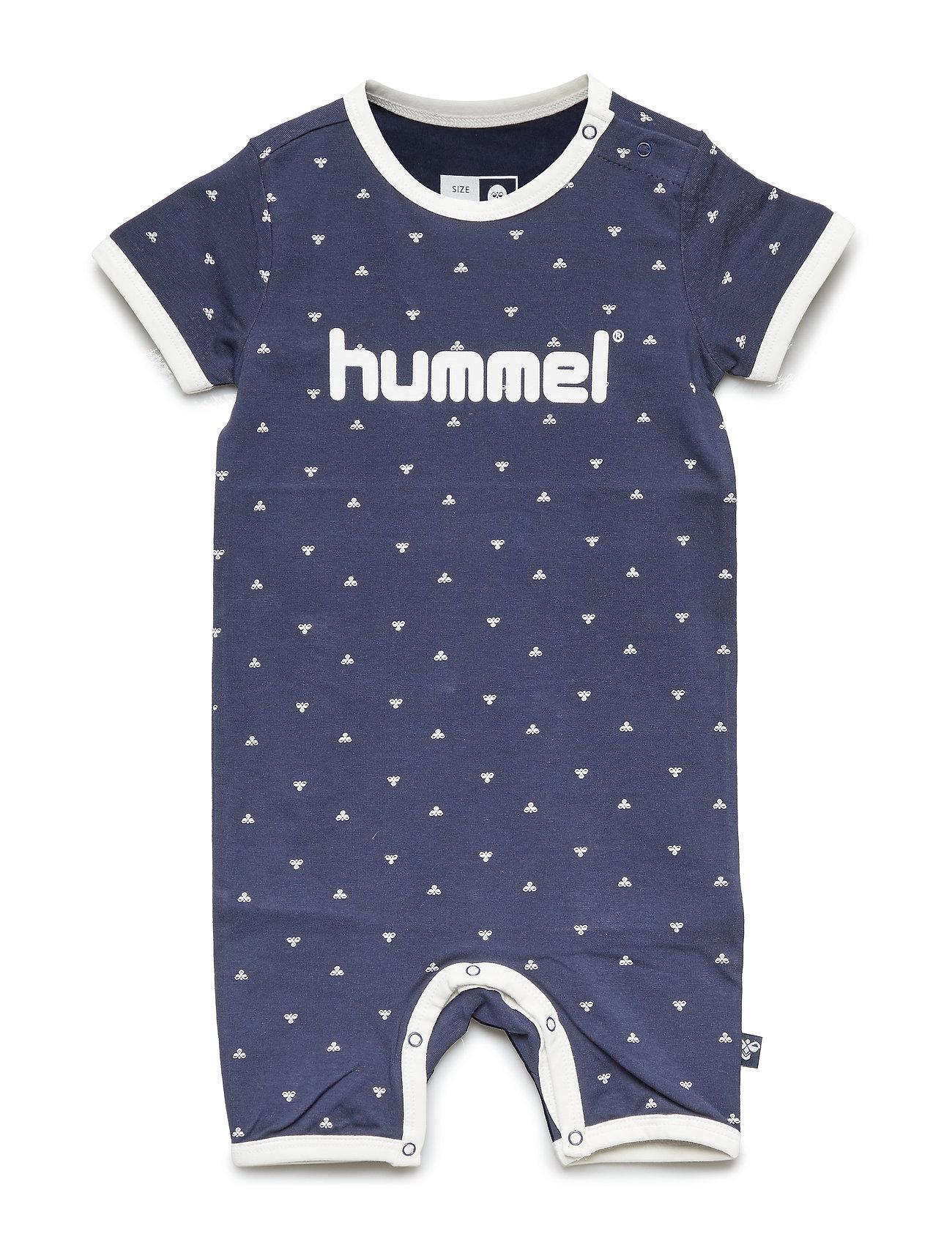 Hummel HMLRORO BODYSUIT S/S - BLACK IRIS