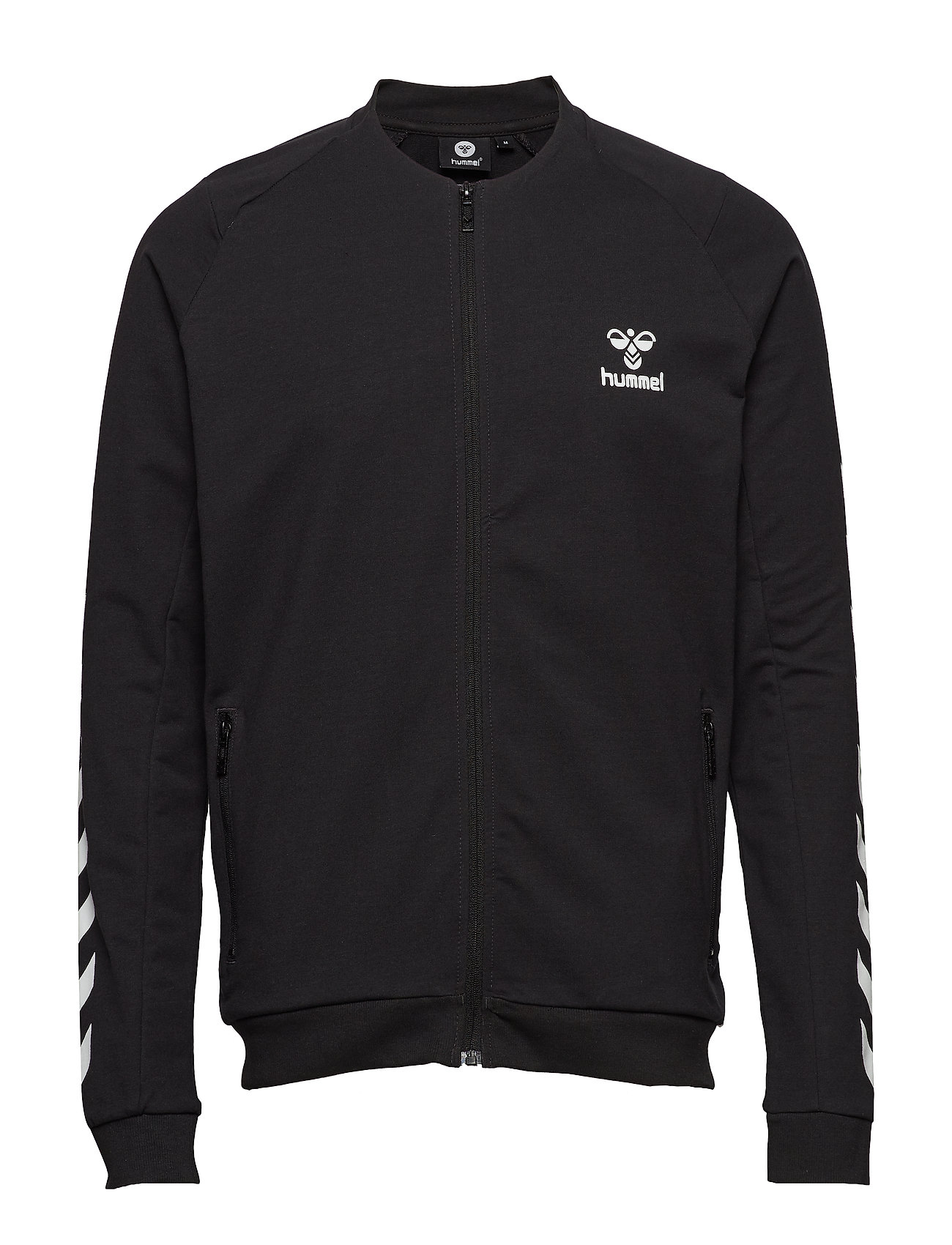 Hummel HMLRAY ZIP JACKET - BLACK