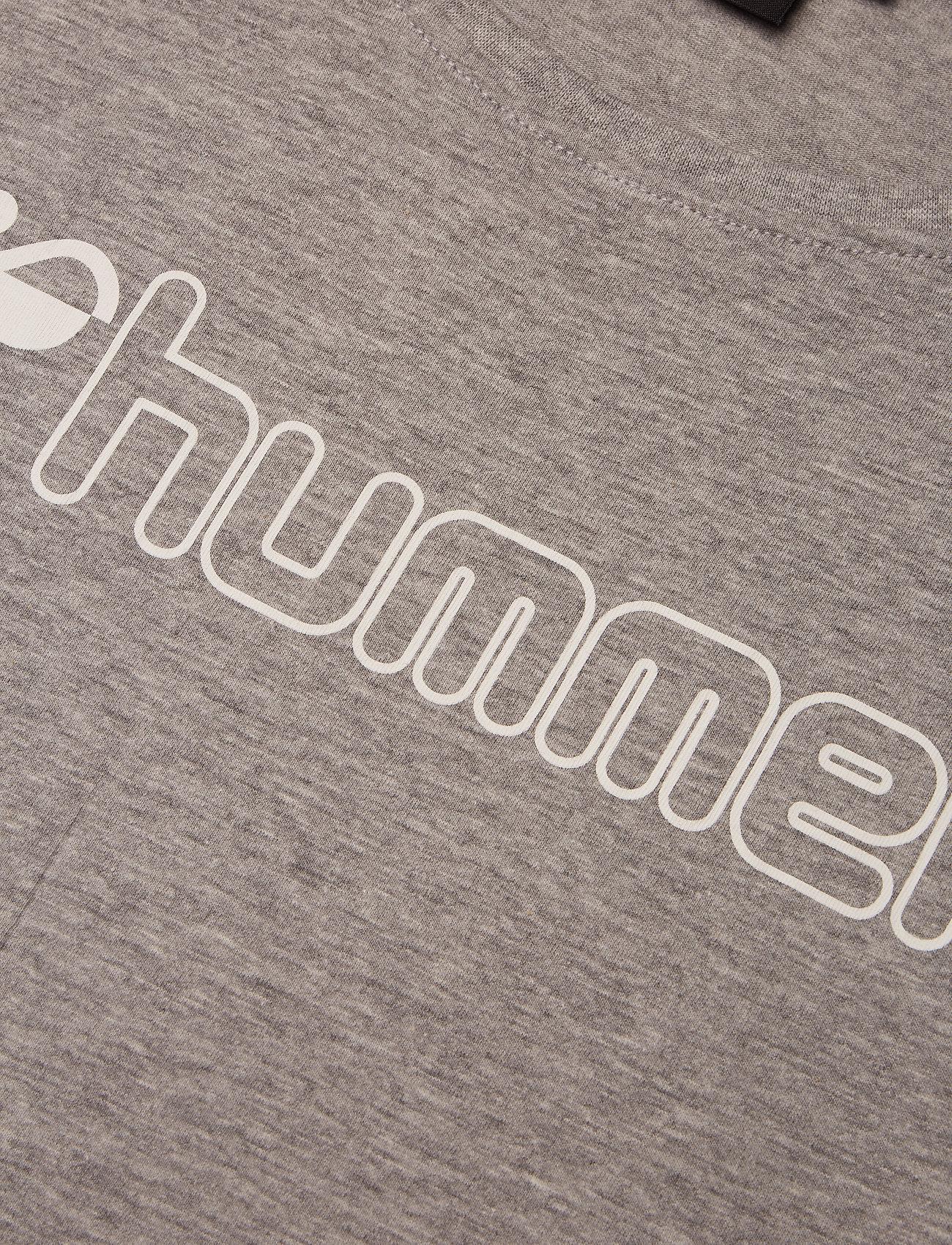 Hummel Hmllucy T-shirt S/s - T-shirts & Toppar Grey Melange