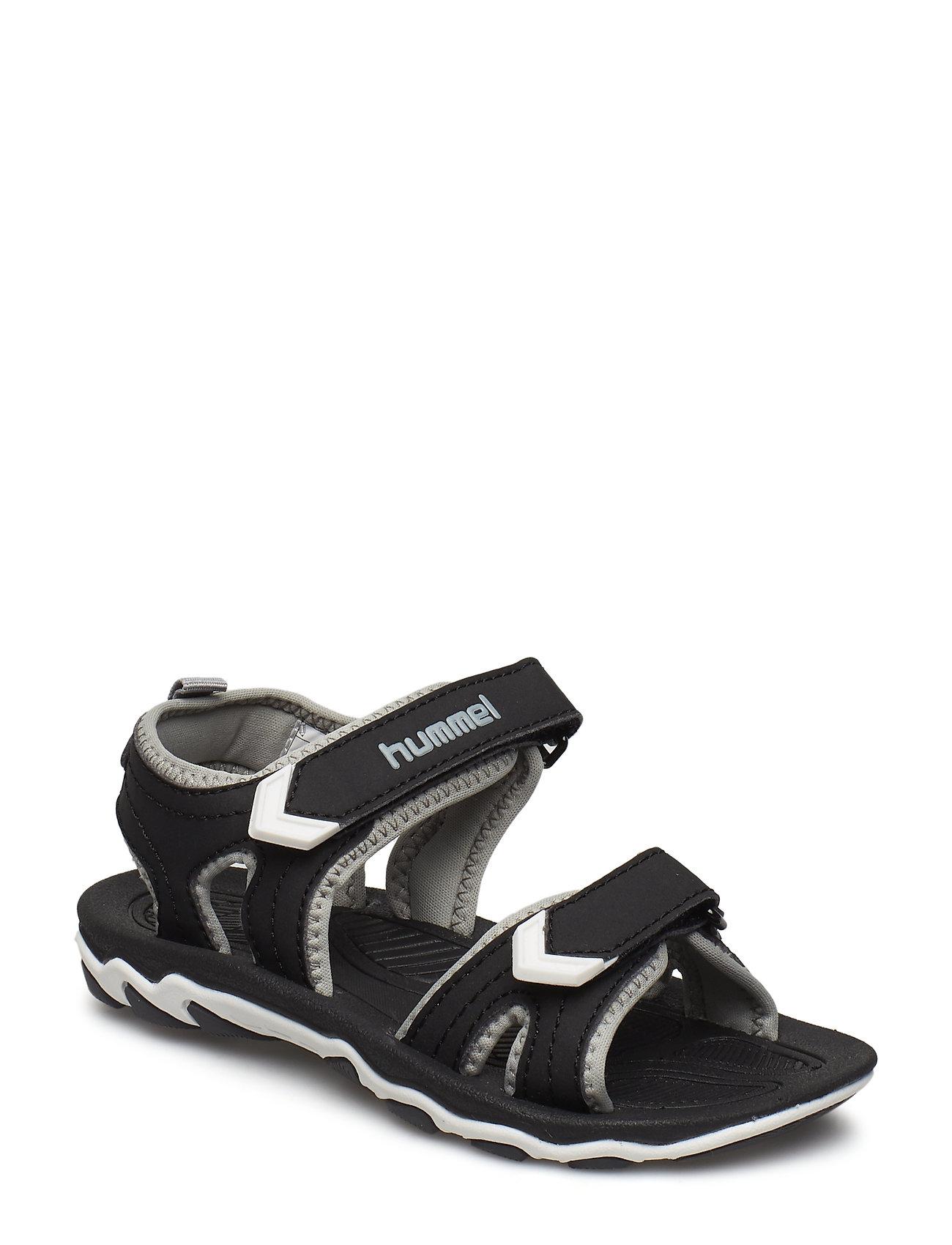 0eca878a40d Sandal Sport Jr sandaler fra Hummel til børn i Sort - Pashion.dk
