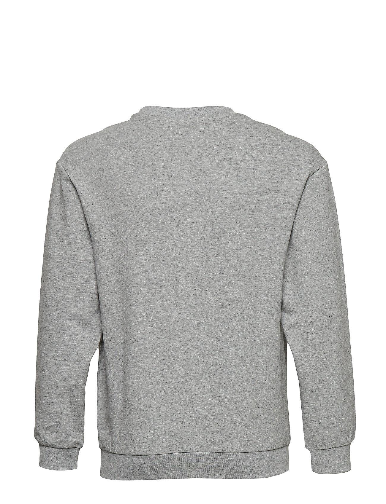 Hummel - HMLDOS SWEATSHIRT - bluzy - grey melange - 1