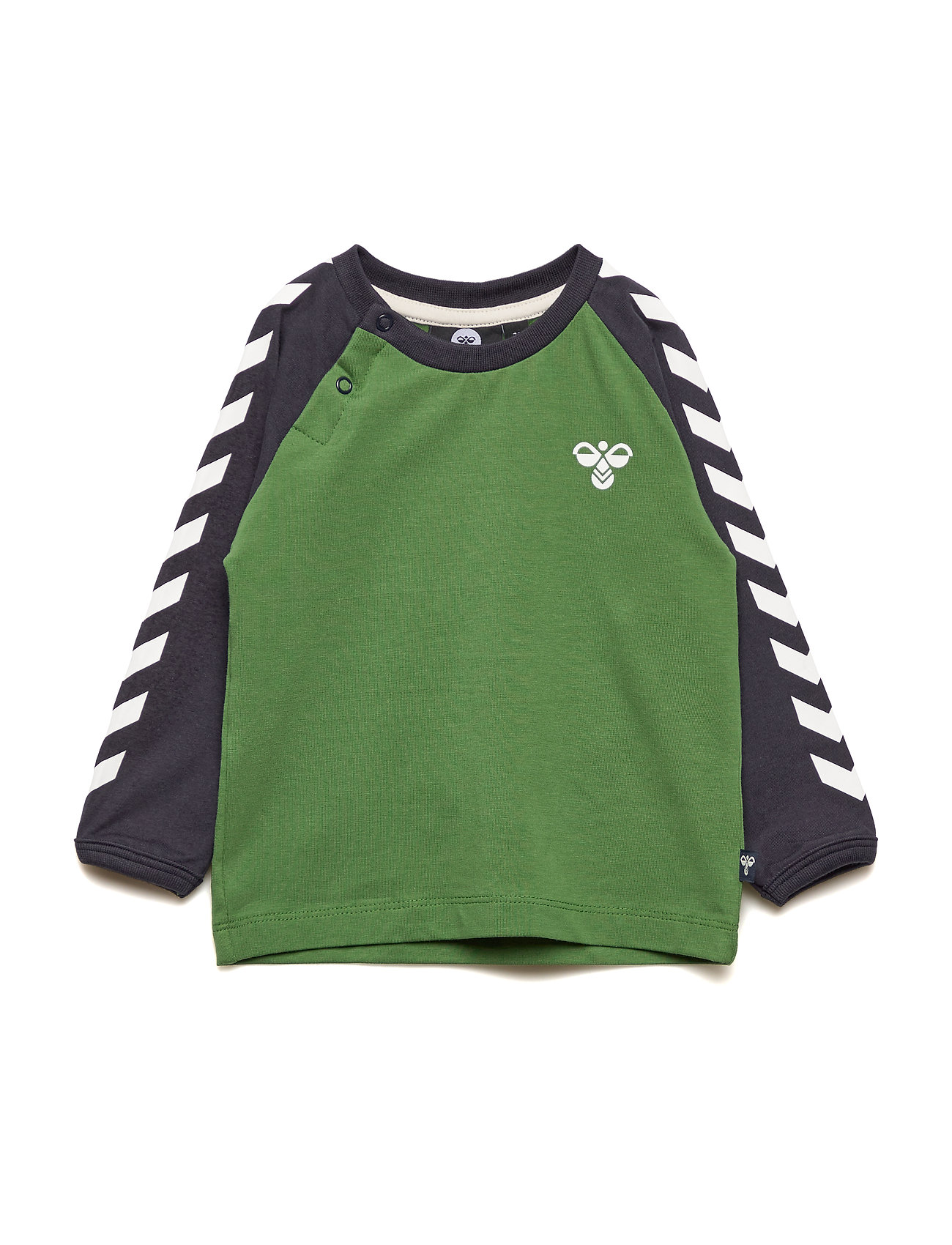 Hummel hmlRYAN T-SHIRT L/S - WILLOW BOUGH