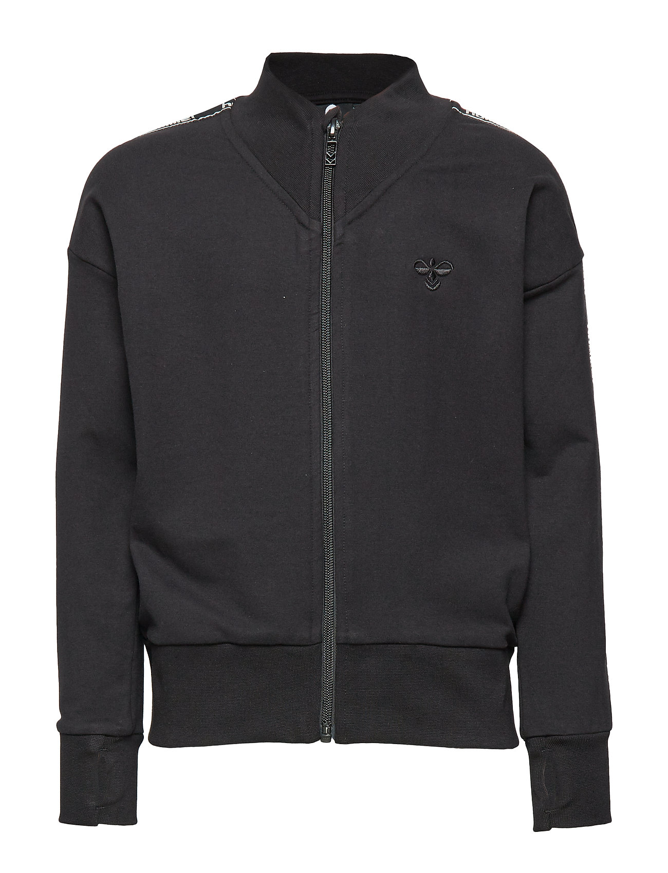 Hummel hmlGRO ZIP JACKET - BLACK