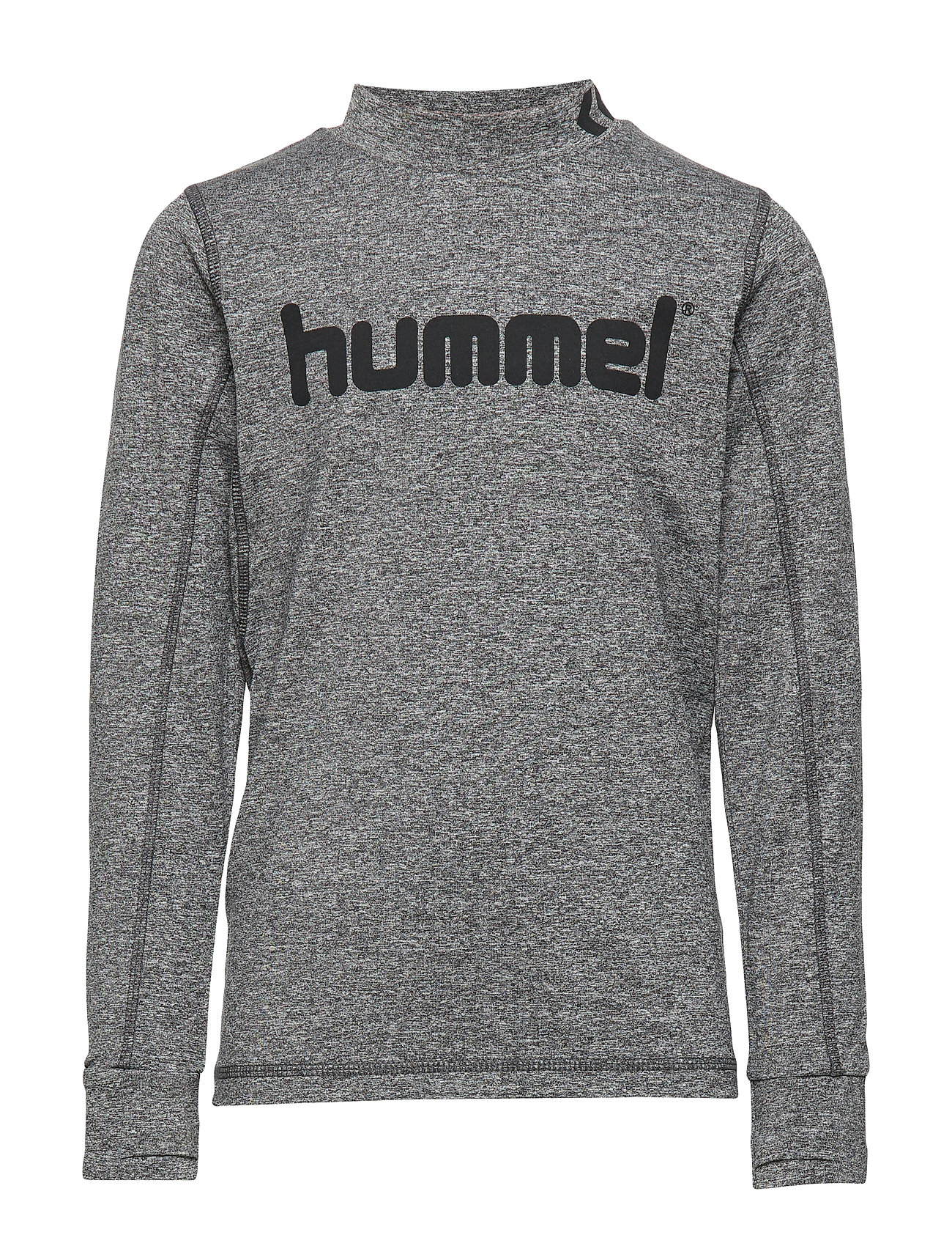 Hummel hmlASK SWEATSHIRT - MEDIUM MELANGE