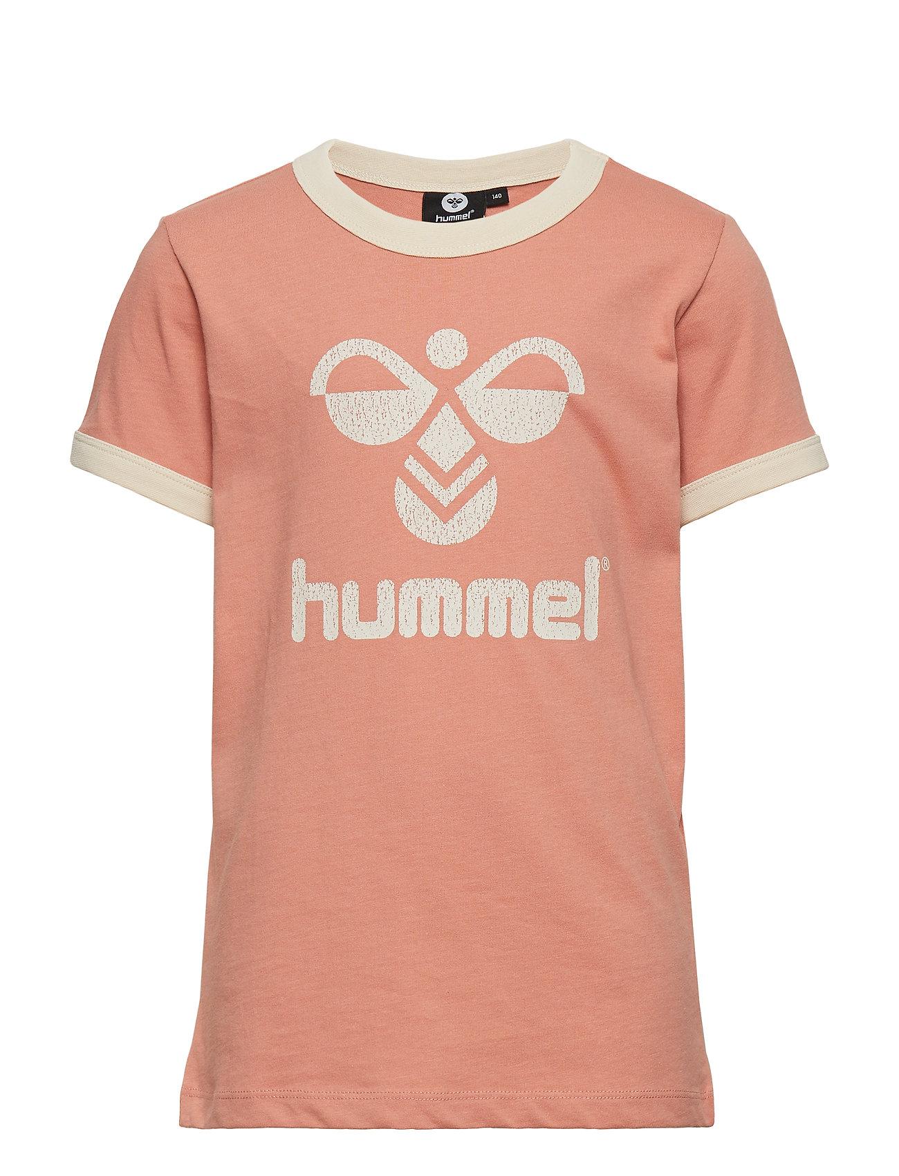 Hummel hmlKAMMA T-SHIRT S/S - ROSE DAWN