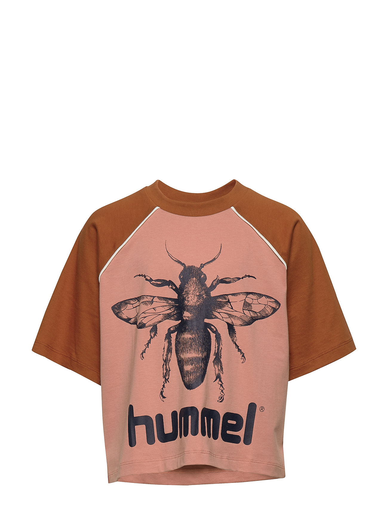 Hummel hmlANNA T-SHIRT S/S - ROSE DAWN