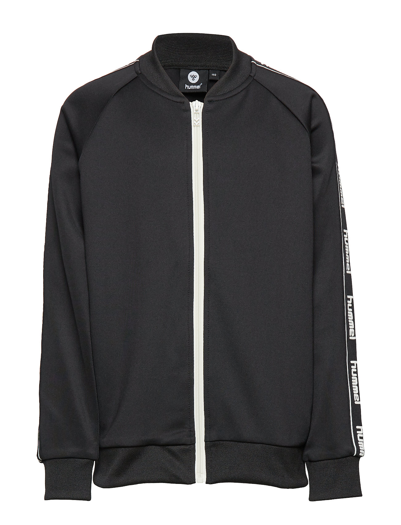 Hummel hmlJULIO ZIP JACKET - BLACK
