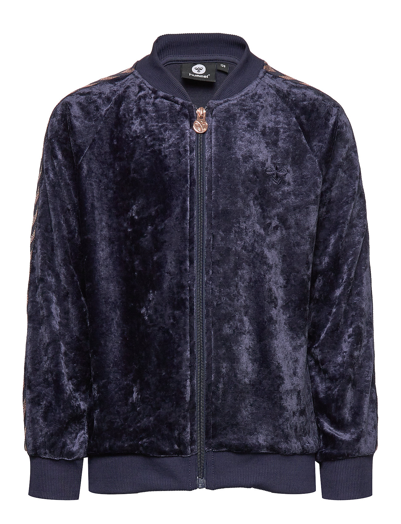 Hummel hmlLYRA ZIP JACKET - NIGHT SKY