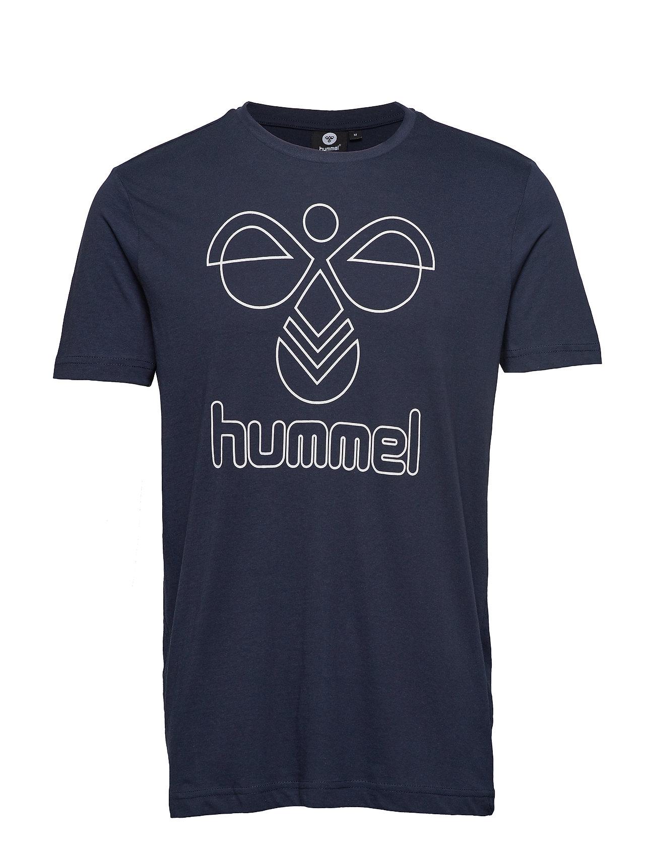 Hmlpeter sblack T shirt S IrisHummel 7gfybYvI6