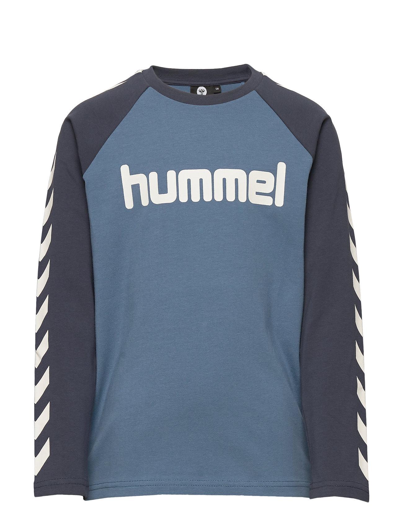 Hummel hmlBOYS T-SHIRT L/S - STELLAR