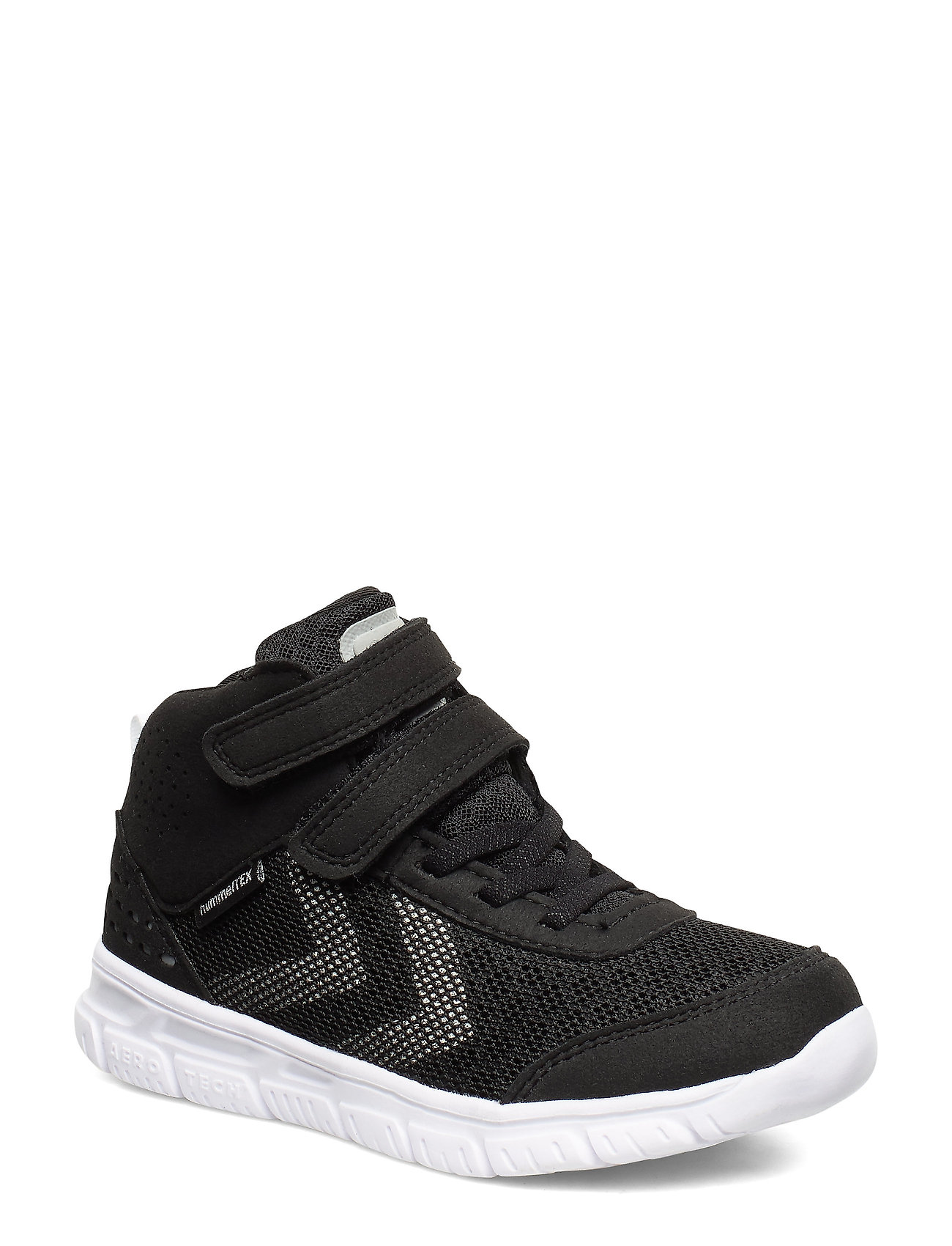 Hummel CROSSLITE MID TEX JR - BLACK