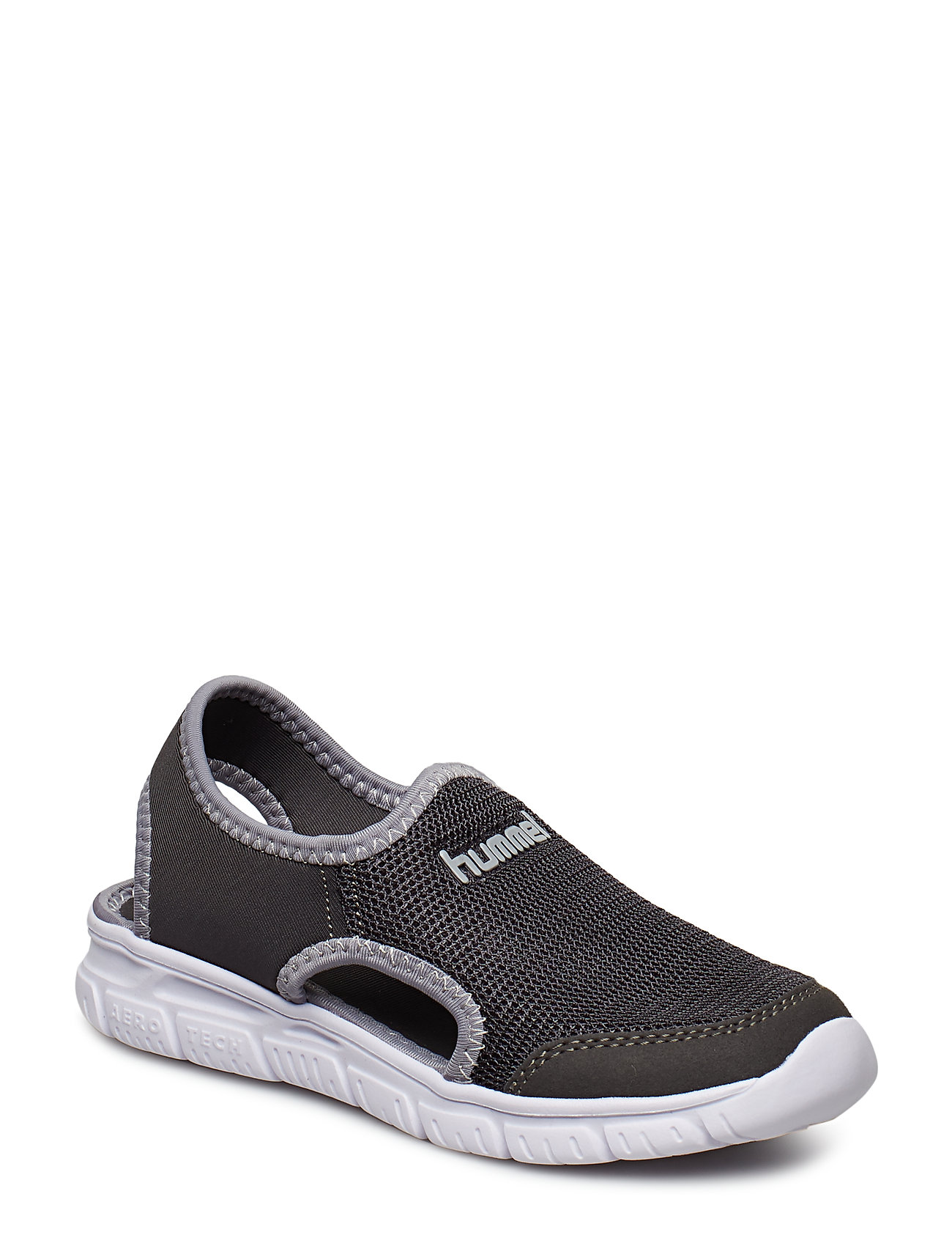 d5d2bf82a15 Playa Crosslite Jr sandaler fra Hummel til børn i ASPHALT - Pashion.dk