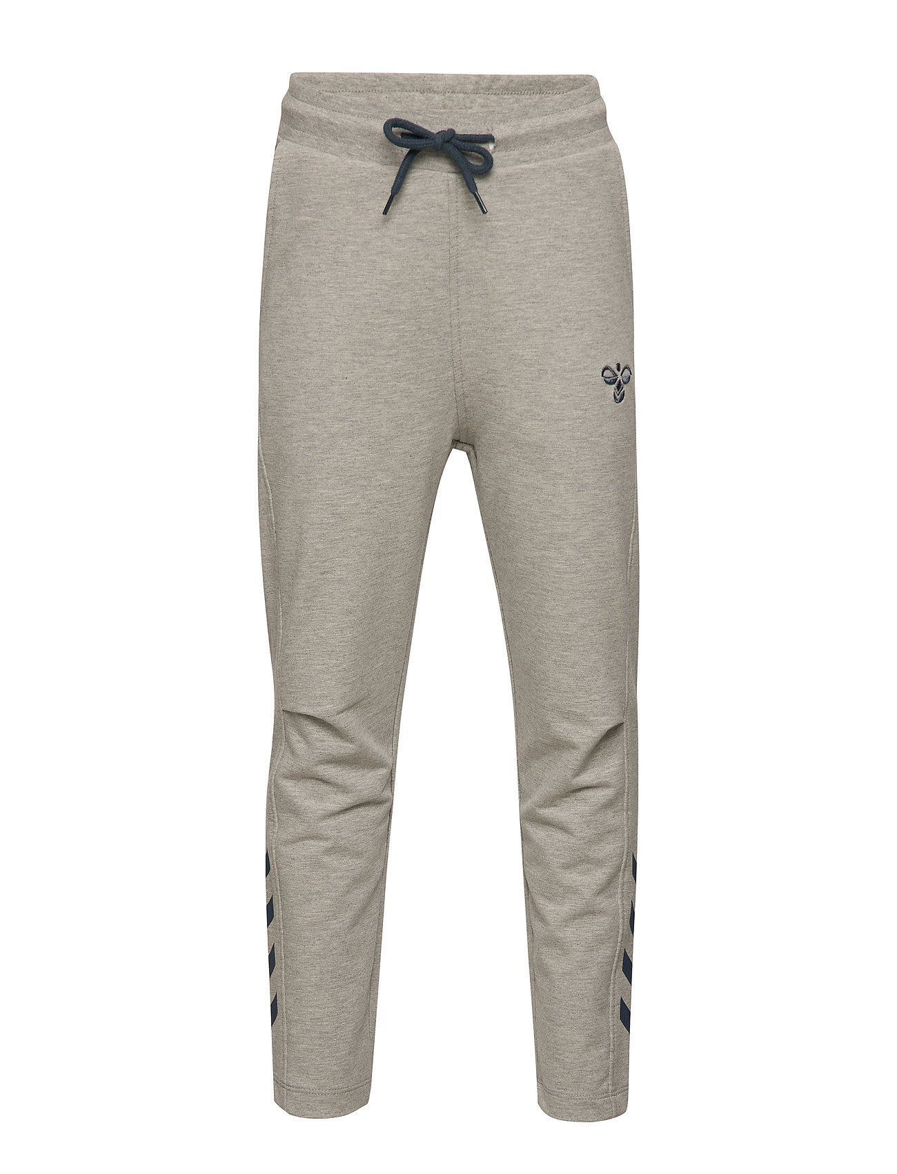 Hummel hmlT-BONE PANTS - GREY MELANGE
