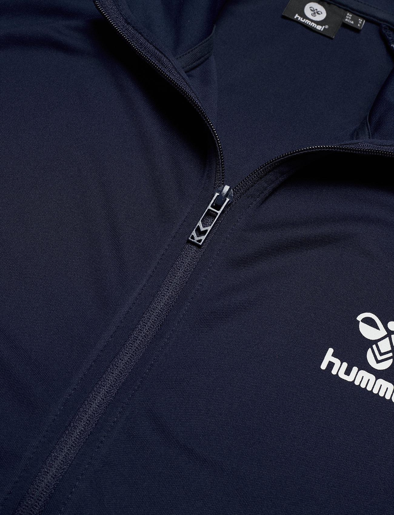 Hummel hmlARNE ZIP JACKET - Sweatshirts BLACK IRIS - Menn Klær