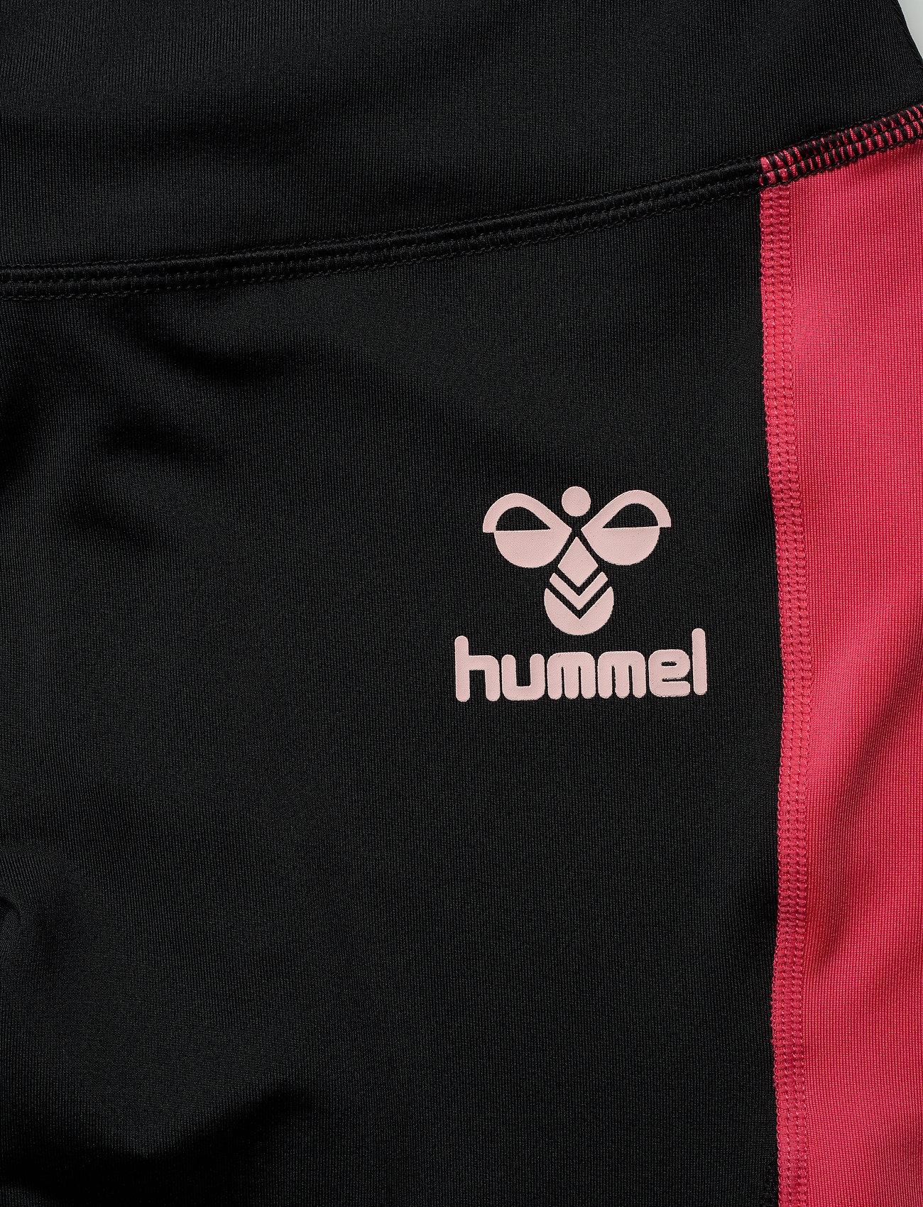 Hmloliza High Waist Tights (Cloud Pink/black) (32.47 €) - Hummel Uslf6