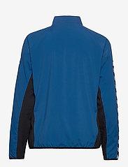 Hummel - AUTH. CHARGE MICRO ZIPJKT W - treenitakit - true blue - 1