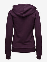 Hummel - CLASSIC BEE VENUS HOODIE - hoodies - blackberry wine - 1