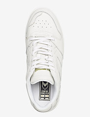 Hummel - POWER PLAY SNEAKER - laag sneakers - white - 3