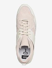 Hummel - MARATHONA 424 ATTACK - laag sneakers - off white - 3