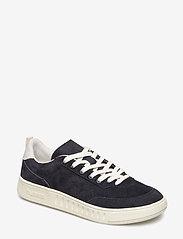 Hummel - SUPER TRIMM CASUAL - low top sneakers - black - 0