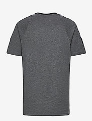 Hummel - AUTH. CHARGE SS TRAIN. JERSEY - t-shirts à manches courtes - dark grey melange - 1