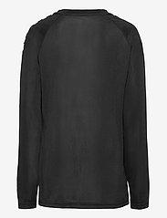 Hummel - AUTH. CHARGE LS POLY JERSEY - t-shirts à manches longues - black - 1