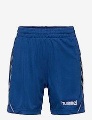 Hummel - AUTH. CHARGE POLY SHORTS - shorts de sport - true blue - 0