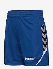 Hummel - AUTH. CHARGE POLY SHORTS - shorts de sport - true blue - 3