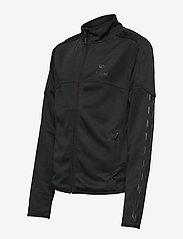 Hummel - CLASSIC BEE PHI ZIP JACKET - sweat-shirt - black - 2