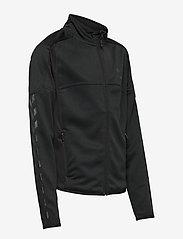 Hummel - CLASSIC BEE PHI ZIP JACKET - sweat-shirt - black - 3