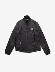 Hummel - CLASSIC BEE MENS THERMO JKT - insulated jackets - black - 0