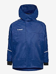 Hummel - AUTH. CHARGE ALL-WEATHER JKT - shell- & regenjassen - true blue/black - 0