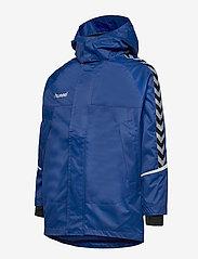 Hummel - AUTH. CHARGE ALL-WEATHER JKT - shell- & regenjassen - true blue/black - 2