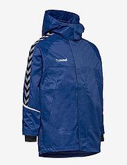 Hummel - AUTH. CHARGE ALL-WEATHER JKT - shell- & regenjassen - true blue/black - 3