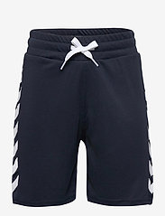 Hummel - HMLTHIM SHORTS - shorts - total eclipse - 0