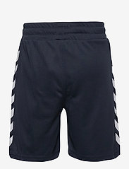 Hummel - HMLTHIM SHORTS - shorts - total eclipse - 1