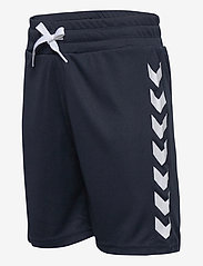 Hummel - HMLTHIM SHORTS - shorts - total eclipse - 2