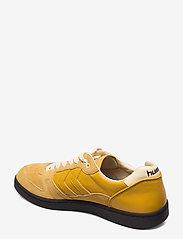 Hummel - HML x HANON HB TEAM - laag sneakers - golden yellow - 2