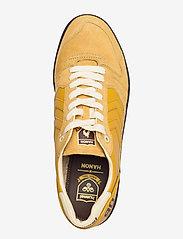 Hummel - HML x HANON HB TEAM - laag sneakers - golden yellow - 3