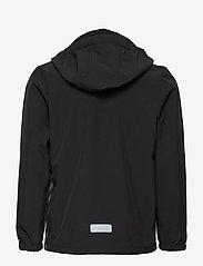 Hummel - HMLCHRISTER JACKET - insulated jackets - black - 2